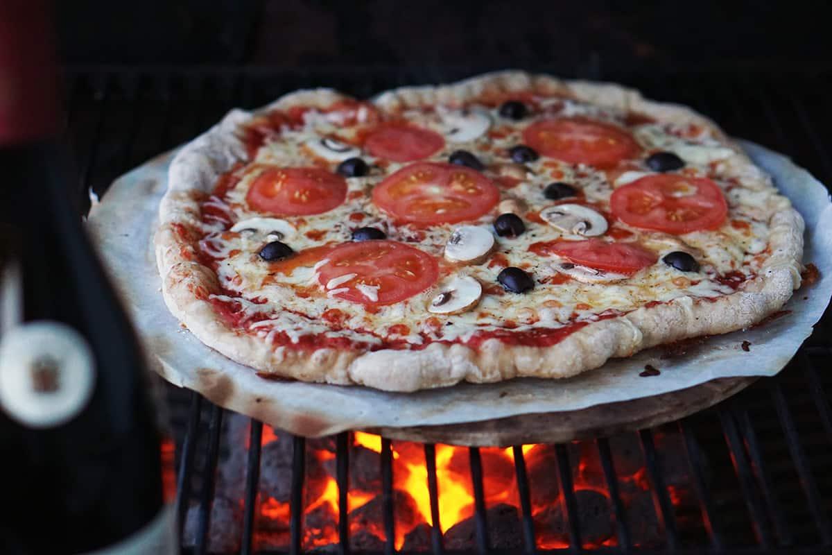 världens bästa pizzadeg